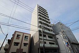 広島県広島市中区本川町1丁目の賃貸マンションの外観