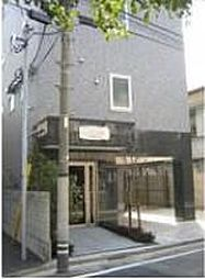 東京都大田区大森中3丁目の賃貸マンションの外観