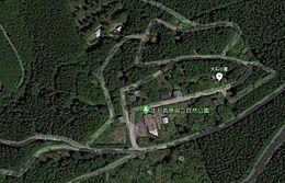 公園生石高原県立自然公園まで1644m