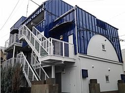 神奈川県横浜市金沢区釜利谷東6丁目の賃貸マンションの外観