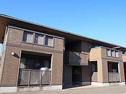 山口県宇部市床波3丁目の賃貸アパートの外観