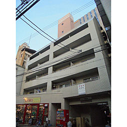 大阪府大阪市中央区東高麗橋4丁目の賃貸マンションの外観