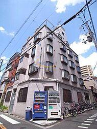 菅栄町レディースマンション[4階]の外観