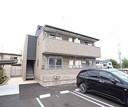 京阪本線 石清水八幡宮駅 徒歩30分の賃貸アパート