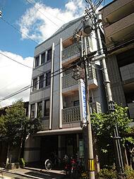 京都府京都市中京区二条通柳馬場東入晴明町の賃貸マンションの外観