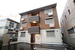 福岡県大野城市白木原5丁目の賃貸アパートの外観
