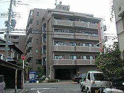 大阪府岸和田市土生町の賃貸マンションの外観
