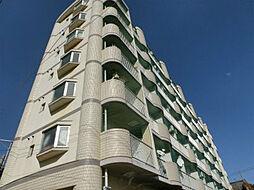 福岡県北九州市八幡西区東筑1丁目の賃貸マンションの外観