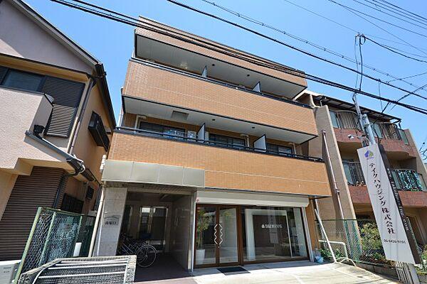 兵庫県尼崎市南塚口町2丁目の賃貸アパートの外観
