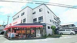 静岡県静岡市葵区新伝馬2丁目の賃貸マンションの外観