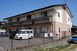 福岡県福岡市博多区月隈2丁目の賃貸アパートの外観