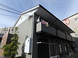 エレガンタナカII[2階]の外観