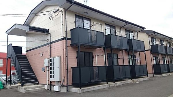 エイトワンA 1階の賃貸【福島県 / 福島市】