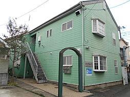 キャピタルハウス[102号室]の外観
