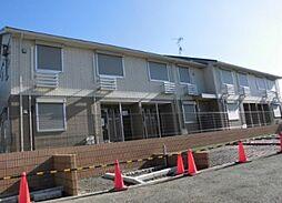 神奈川県川崎市宮前区神木本町1丁目の賃貸アパートの外観