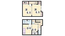 西代駅 5.0万円