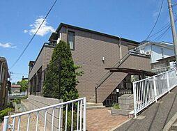 神奈川県横浜市中区矢口台の賃貸マンションの外観