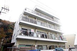 広島県広島市南区丹那町の賃貸マンションの外観