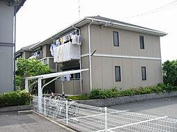 奈良県奈良市奈良阪町の賃貸アパートの外観