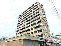 福岡県京都郡苅田町京町2丁目の賃貸マンションの外観