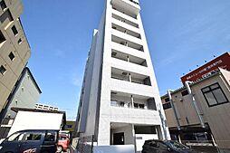 プラージュ大曽根[2階]の外観