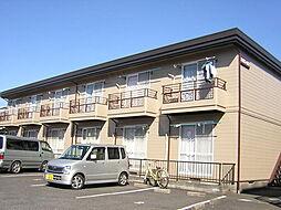 池田コーポII[101号室]の外観