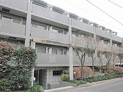 東京都新宿区上落合3丁目の賃貸マンションの外観