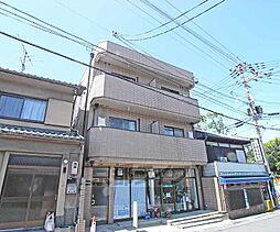 京都府京都市北区上賀茂御薗口町の賃貸マンションの外観
