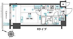 フェニックス渋谷本町[2階]の間取り
