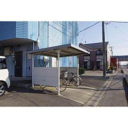 愛知県一宮市大和町妙興寺字高畑の賃貸マンションの外観