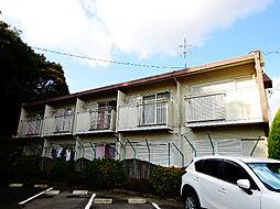帝塚山パークハイツ[2階]の外観