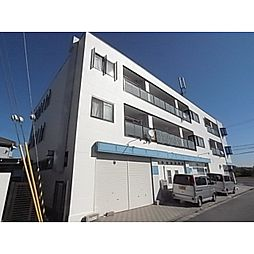 奈良県奈良市秋篠三和町1丁目の賃貸マンションの外観