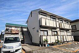 コスモハイツ松本[2階]の外観