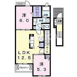 未来樹[2階]の間取り