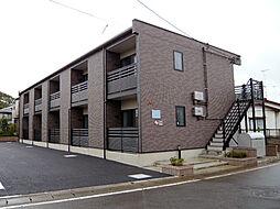大阪府豊中市熊野町1丁目の賃貸アパートの外観