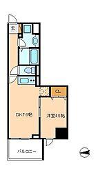 (仮)八州ビル 新築工事[11階]の間取り