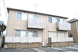 サングレイス A棟[2階]の外観