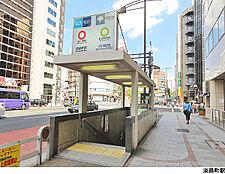 淡路町駅(現地まで240m)