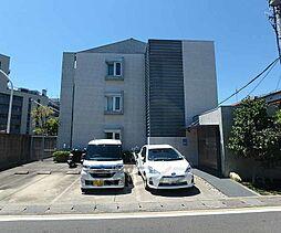 京都府京都市西京区山田中吉見町の賃貸マンションの外観