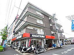 東京都足立区平野1丁目の賃貸マンションの外観