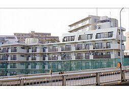 ヴェラハイツ三ツ沢公園[4階]の外観