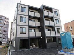 北海道札幌市北区北二十条西6丁目の賃貸マンションの外観