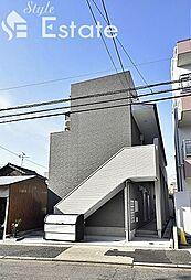 名古屋市営名城線 堀田駅 徒歩10分の賃貸アパート