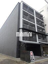レジデンス京都ゲートシティ[5階]の外観