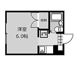 クレールフチノベ[1階]の間取り