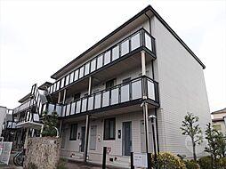 サンビレッジ摂津A棟[2階]の外観