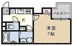 C&Aレジデンス[2階]の間取り