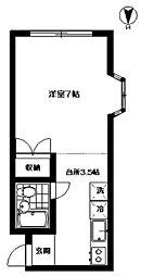メゾン豊玉[1階]の間取り