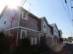 メゾンドファミーユI[2階]の外観