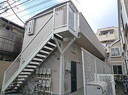 シャトー穂高[2階]の外観